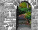 Stone Gate at Winterthur